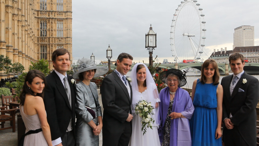 House of commons wedding videography